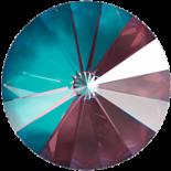 Crystal Burgundy Delite 14mm