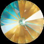 Crystal Ochre Delite 14mm