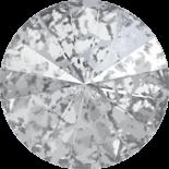 Crystal Silver Patina F 12mm