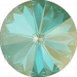 Crystal Silver Sage Delite 12mm