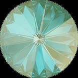 Crystal Silver Sage Delite 14mm