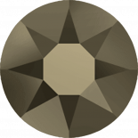 Crystal Metallic Light Gold HF SS16