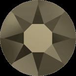 Crystal Metallic Light Gold HF SS34