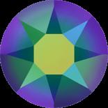Crystal Scarabaeus Green HF SS16