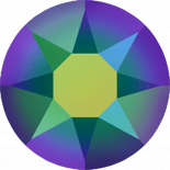 Crystal Scarabaeus Green HF SS34