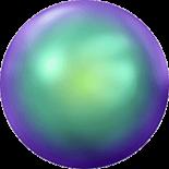 Crystal Scarabaeus Green HF ss10