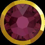 Burgundy Dorado F ss16