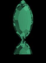 Emerald F 8x4mm