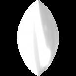 Crystal Nacre F 8x4.5mm