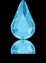 Aquamarine F 10x6mm
