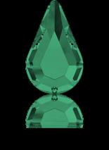 Emerald F 8x4.8mm