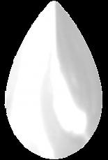 Crystal Nacre F 10x6mm
