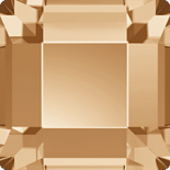 Crystal Golden Shadow F 2.2mm