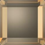 Crystal Golden Shadow F 6mm