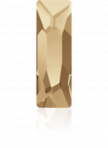 Crystal Golden Shadow F 8x2.6mm