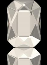 Crystal Silver Shade F 14x10mm