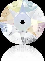 Crystal AB F 4mm