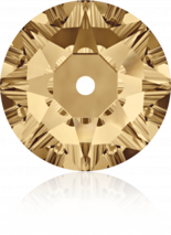 Crystal Golden Shadow F 4mm
