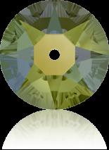 Crystal Iridescent Green F 4mm