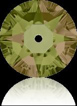 Crystal Luminous Green F 5mm