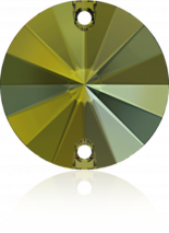 Crystal Iridescent Green F 14mm