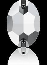 Crystal Light Chrome F 10x7mm