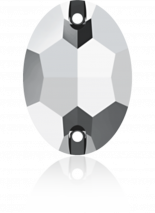 Crystal Light Chrome F 16x11mm