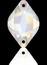 Crystal AB F 18x12mm
