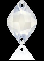 White Opal F 14x9mm