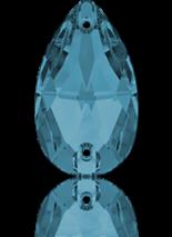 Aquamarine F 12x7mm