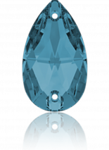 Aquamarine F 18x10.5mm