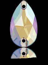 Black Diamond Shimmer F 18x10.5mm