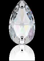 Crystal AB F 18x10.5mm