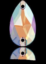 Light Colorado Topaz Shimmer F 12x7mm