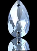Light Sapphire F 28x17mm