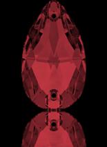 Scarlet F 18x10.5mm