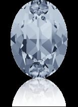 Crystal Blue Shade F 18x13mm