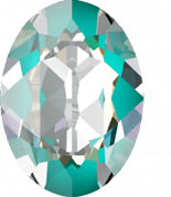 Crystal Laguna DeLite 14x10mm