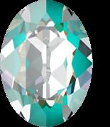 Crystal Laguna DeLite 18x13mm