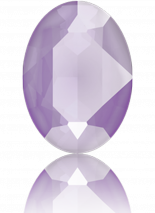 Crystal Lilac 14x10mm