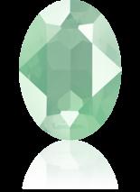 Crystal Mint Green 18x13mm