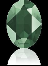 Crystal Royal Green 14x10mm