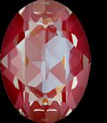 Crystal Royal Red DeLite 18x13mm