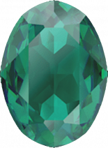 Emerald Ignite 18x13mm