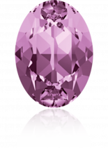 Light Amethyst F 8x6mm