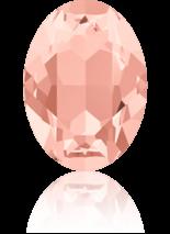 Rose Peach F 8x6mm