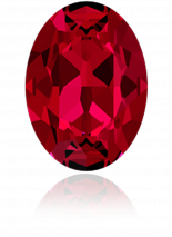 Scarlet F 18x13mm