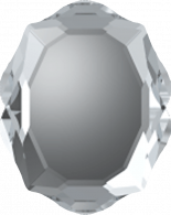 Crystal F 10x8mm