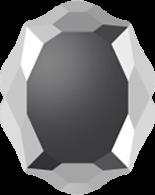 Crystal Light Chrome F 18x14mm