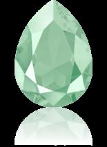 Crystal Mint Green 14x10mm